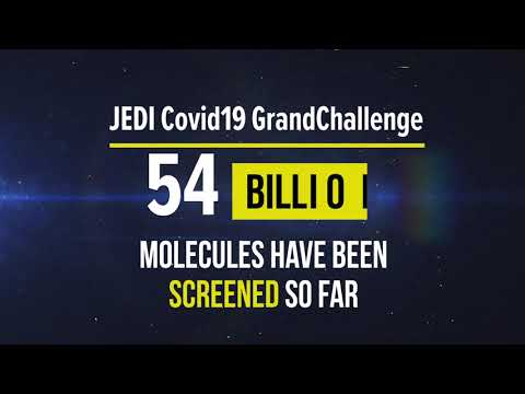 Major milestone for the JEDI Covid19 Grandchallenge