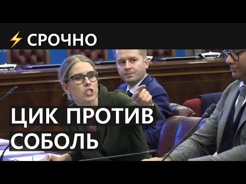 ЦИК проголосовал против