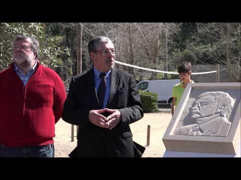Anúncio da nova Ponte Pedonal, na Praia de Palheiros e Zorro, e homenagem a Firmino Victor