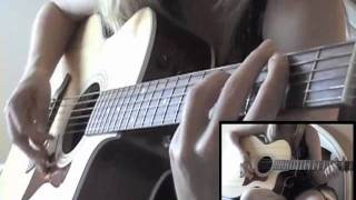 Mean by Taylor Swift (instrumental guitar cover)