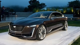 Cadillac Design Director on the Escala Concept