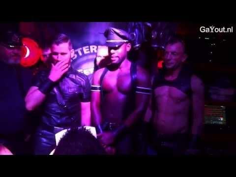 Mr Leather Amsterdam 2014 - Short