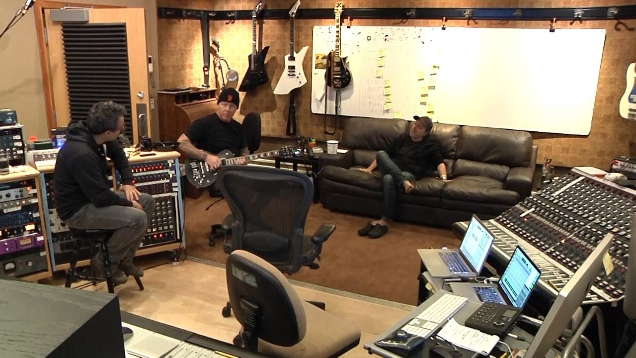 """Metallica: Plow (The Making of """"Moth Into Flame"""")"""