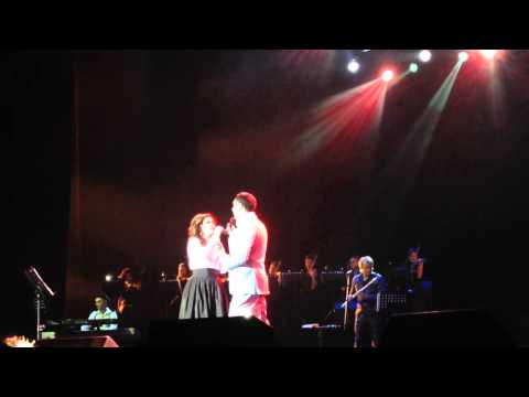 Дина Гарипова концерт Крокус сити холл Москва 2014