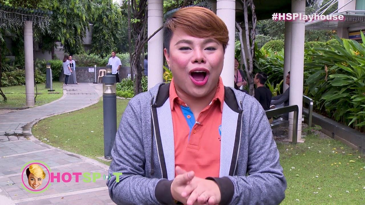 Hotspot 2017 Episode 1250: Zanjoe at Angelica, nagte-taping na para sa kanilang teleserye