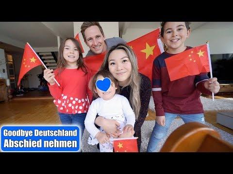 Wir verabschieden uns! Letzter Tag in Deutschland 🌍 Ängste & Sorgen | Familien VLOG | Mamiseelen