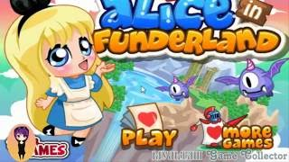 ALICE IN FUNDERLAND. ALICE IN WONDERLAND GAMES.АЛИСА В FUNDERLAND - АЛИСА В СТРАНЕ ЧУДЕС ИГРЫ(, 2016-06-23T11:51:57.000Z)