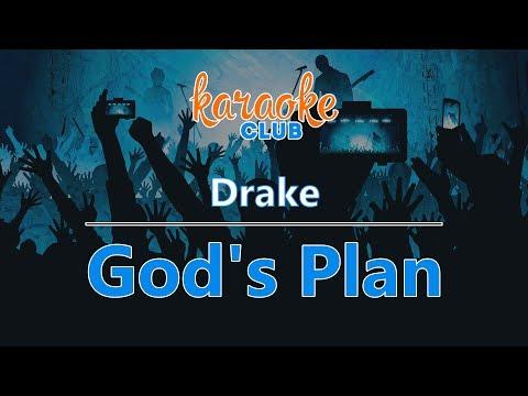 Drake – God's Plan (Karaoke Version)