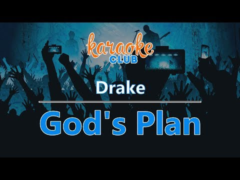 Drake – God's Plan (Karaoke Version)