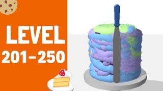 Icing On The Cake Game Walkthrough Level 201-250