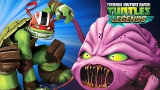 Черепашки-Ниндзя: Легенды - НОВОЕ ПРОХОЖДЕНИЕ | TMNT Legends | ИГРА ПО МУЛЬТИКУ