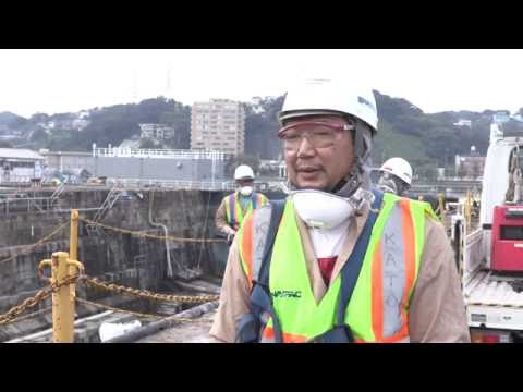 Public Works Department Yokosuka Makes Dry Docks Repairs