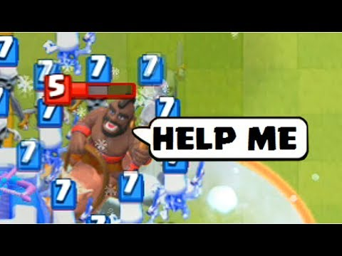 Funny Moments, Glitches, Fails, Wins and Trolls Compilation #24 | CLASh ROYALE Montage