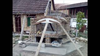 Gambar cover How to building outdoor fireplace and barbecue