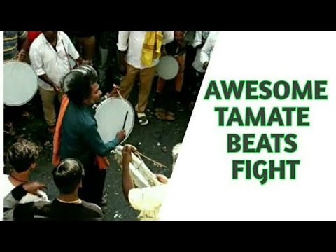Tamate beats #5 (awesome beats fight/competition)