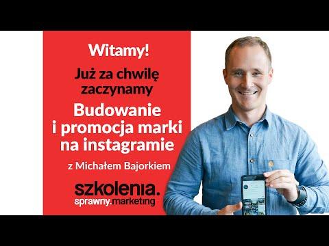 Jak zdobyć 500tys followersów, fanów na instagramie? Michał Bajorek