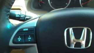 Тест-драйв Honda Accord IX 3.5