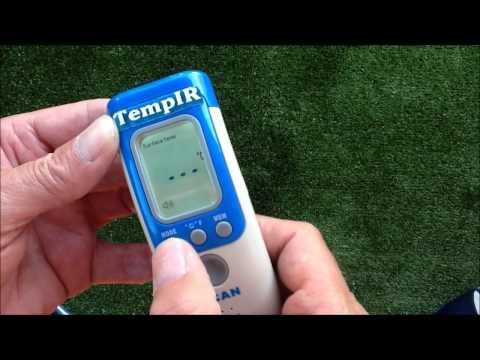 Exergen Softglow Temperal Scanner Thermometerиз YouTube · Длительность: 3 мин9 с