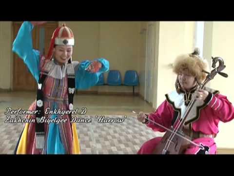 Mongol Biyelgee: Mongolian traditional folk dance
