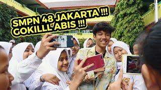 Download Mp3 Smpn 48 Jakarta Gokilll Abisss !!! - Vlog #13 #creatours