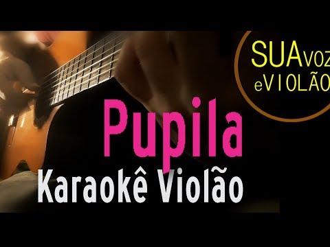 Pupila - Anavitória e Vitor Kley - Karaokê Violão