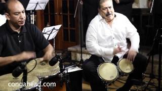 21 Piece orchestra, The Mambo Legends performs Para Todo El Mundo Rumba