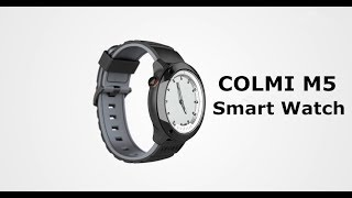 COLMI M5 Sport Smart Watch for IOS Android