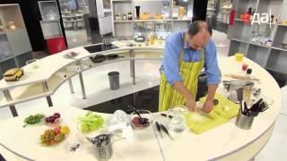 онлайн Рецепт приготовления чебурека (ТВ ЕДА) онлайн