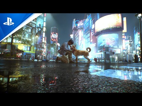 Ghostwire: Tokyo – Pet the Dog | PS5