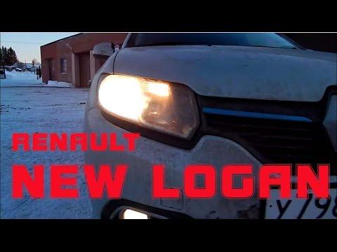 NEW Renault Logan 2015 обзор от бывшего владельца старого Logan
