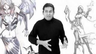 Maestros de Dibujarte - Angel