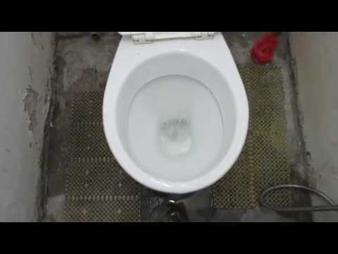 Barbed Wire Toilet Seat. 2012 Econax toilet on a Low Level Techplas Elegen Cistern  YouTube