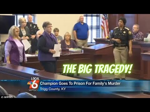 The Murders of Joy, Lindsey, Emily Champion, Vito Riservato