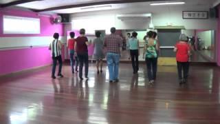 A Little Love Trip 32 counts, 4 walls Improver choreographer: Vikki...