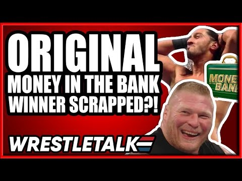WWE NEW Title REVEALED! Original WWE Money In The Bank Winner SCRAPPED?! | WrestleTalk News May 2019