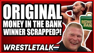 WWE NEW Title REVEALED! Original WWE Money In The Bank Winner SCRAPPED?! | WrestleTalk News May 2019