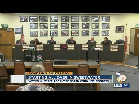 Voters face many 'firsts' when replacing Sweetwater school board members