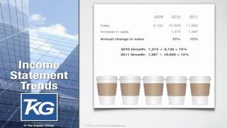 Income Statement Analysis - Beginners Guide