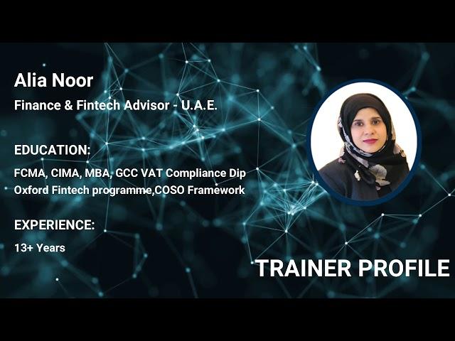Islamic Fintech Programme - First Ever in MENA Region
