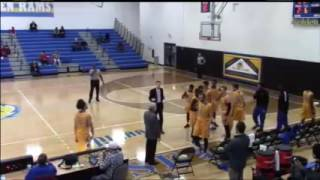 anoka ramsey vs dakota county tech men s basketball 12 17 16