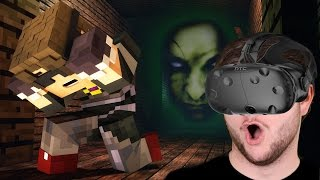 THE ORPHANAGE HORROR | VR Minecraft (HTC Vive Virtual Reality!)