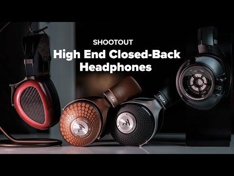 High End Closed-Back Headphone Shootout: Sennheiser Vs Focal Vs Dan Clark Audio