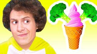 Do You Like Broccoli Ice Cream Song | 동요와 어린이 노래 | 어린이 교육 노래