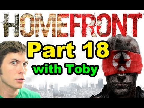 Homefront - HELICOPTER RIDE - Part 18