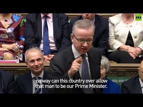 Is Michael Gove auditioning to be PM?