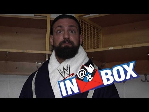 WWE Inbox - What's growing inside Damien Sandow's beard? - Episode 35