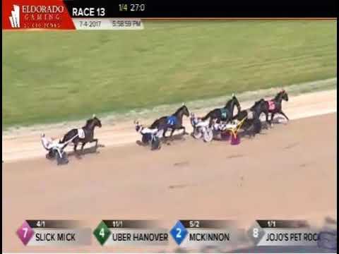 Harambe Deo Ohio Sires Stakes 2 YO Colt leg 7-04-17
