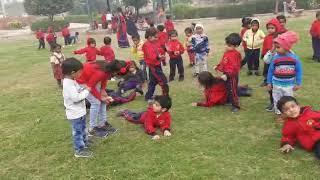 Sports day in junior rising sun play school(1)