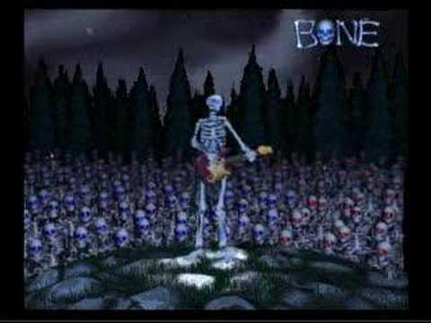 Mr. Bones Guitar Solo (Sega Saturn)