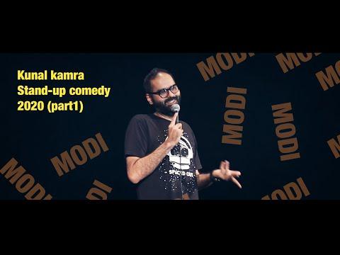 INDIA LOVES MODIJI    Kunal Kamra    Standup Comedy 2020 Part 1
